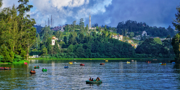 Ooty – Live More Zone
