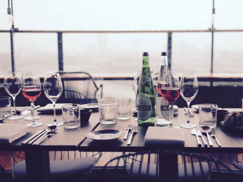 These Outdoor Restaurants Offer The Best Views In The City