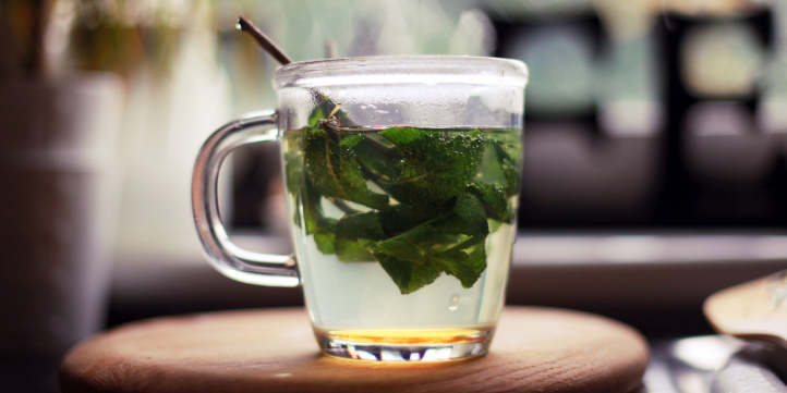 Peppermint Tea – Live More Zone