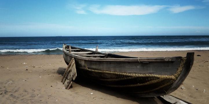 Pondicherry Beach - Live More Zone