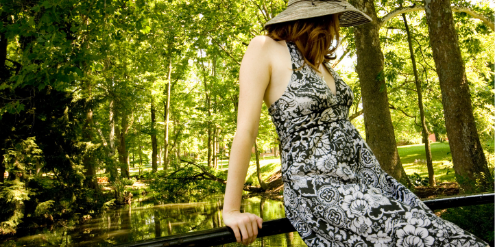 Printed Sundress – Live More Zone