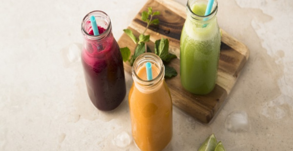 Let's Get Healthy – Ditch Your Sugary Sodas & Make These Fizzy Probiotic Drinks Instead
