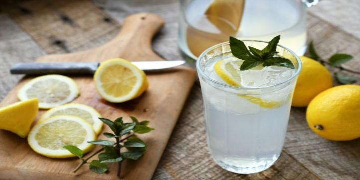 Probiotic Honey Lemonade - Live More Zone