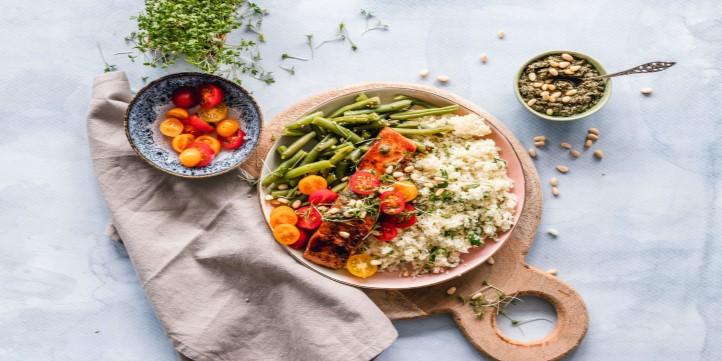 Quinoa Fruit Salad - Live More Zone