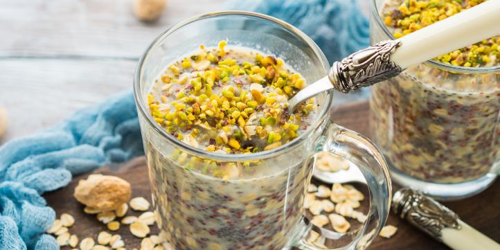 Quinoa Pudding  – Live More Zone