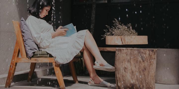 Read A Book  - Live More Zone