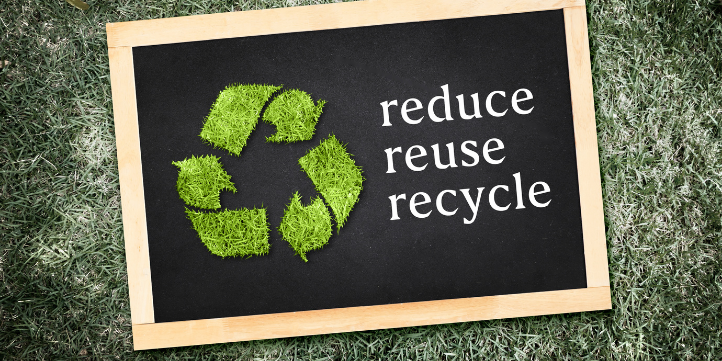 Recycle  – Live More Zone