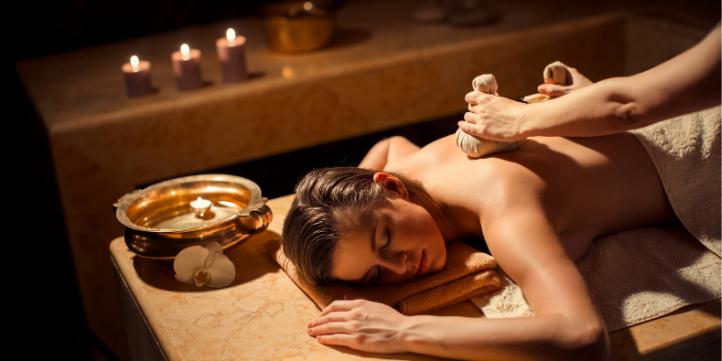 Thai masage  – Live More Zone