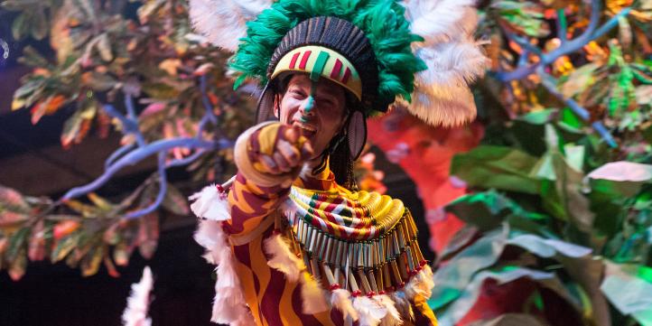 Rio Carnival – Live More Zone