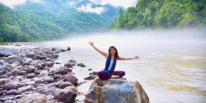 Rishikesh Road Trip - Live More Zone