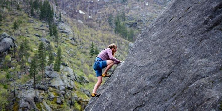 Rock Climbing - Live More Zone