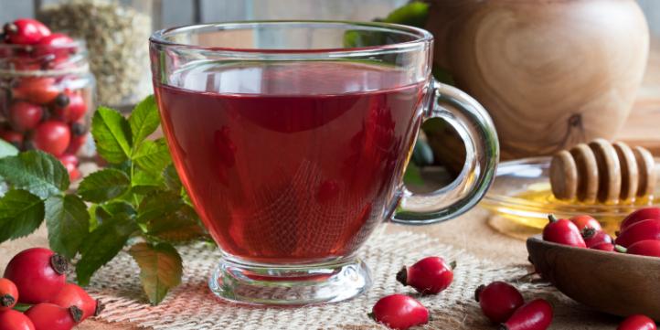 Rosehip Tea – Live More Zone
