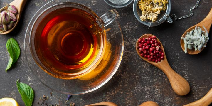 Sage Tea – Live More Zone
