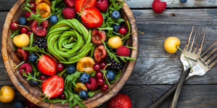 Salad recipes  – Live More Zone