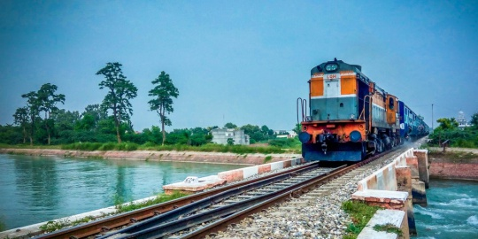 5 Scenic Train Journeys In India You Cannot Afford To Miss