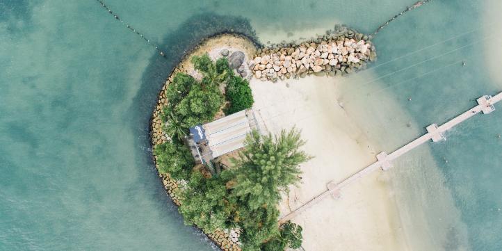 Sentosa Island – Live More Zone