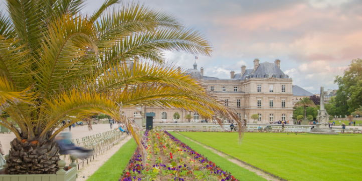Luxembourg Garden – Live More Zone