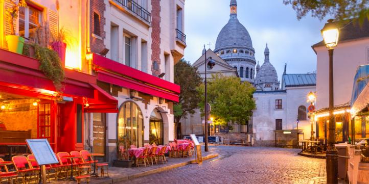 Montmartre  – Live More Zone
