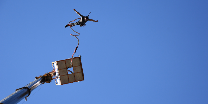 South Africa Bungee Jump  – Live More Zone