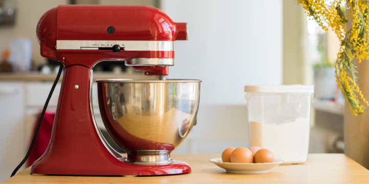 Stand Mixer  – Live More Zone