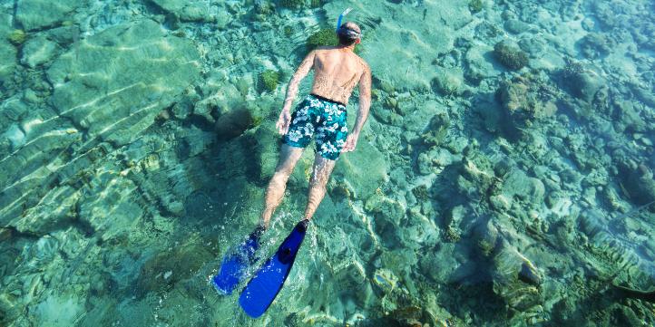 Snorkelling  – Live More Zone