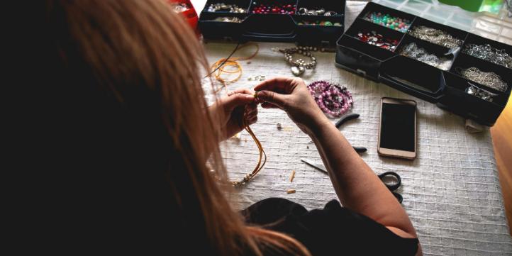 Tassel Earrings  – Live More Zone