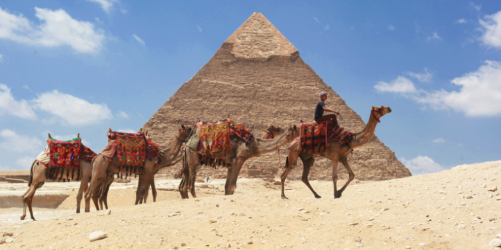 The Great Pyramid Of Giza – Live More Zone