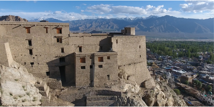 The Leh Palace  – Live More Zone