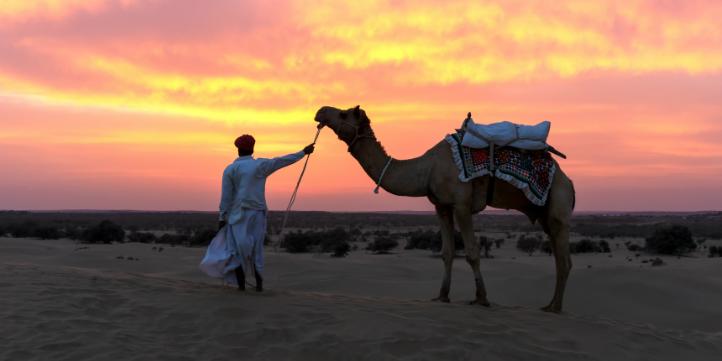 Thar Desert – Live More Zone