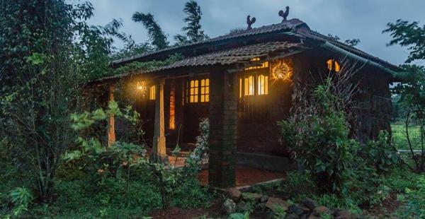 Enjoy this Organic Getaway At Saffronstays Mulshi