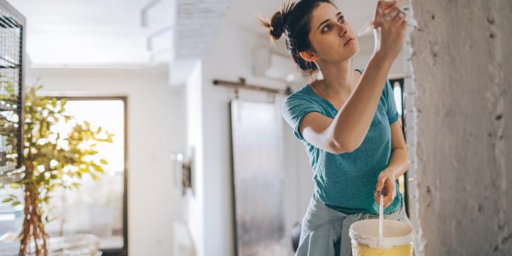 Healthier Paint  – Live More Zone