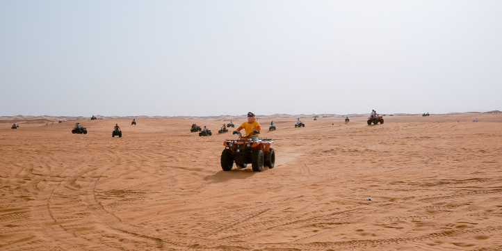 Things to do in Dubai – Live More Zone