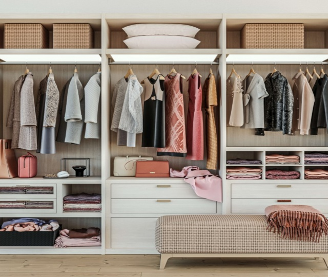 Your Essential Guide To Cleaning Your Closet