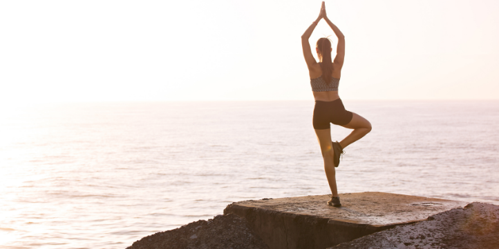 Try Outdoors Yoga  – Live More Zone