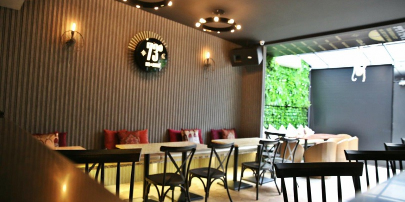 73 Degrees Bar And Bistro – A Concept Bistro For Culinary Connoisseurs