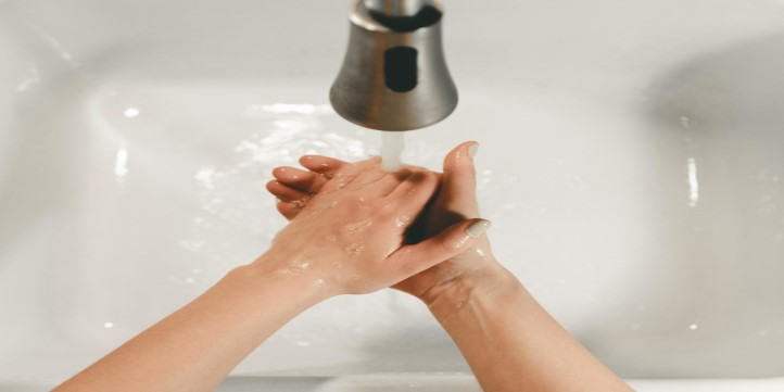 Wash Hands   – Live More Zone