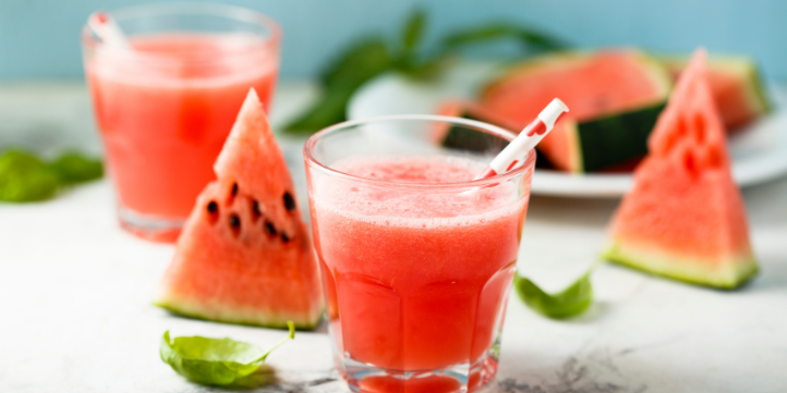 Watermelon sabja seed drink  – Live More Zone