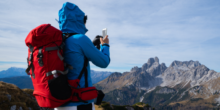 Waterproof Backpack  – Live More Zone