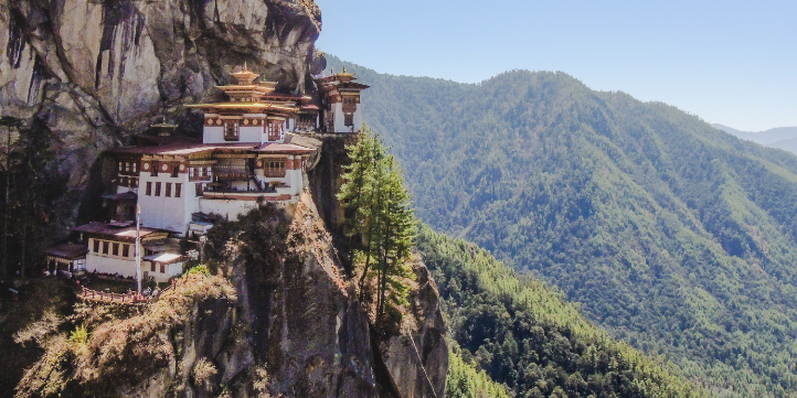 Places to visit in Bhutan  – Live More Zone