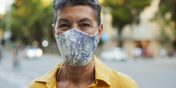Here Is Where You Can Buy Stylish Reusable Masks