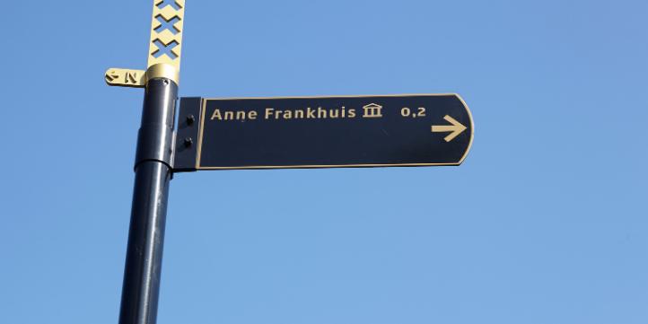 Anne Frank  – Live More Zone