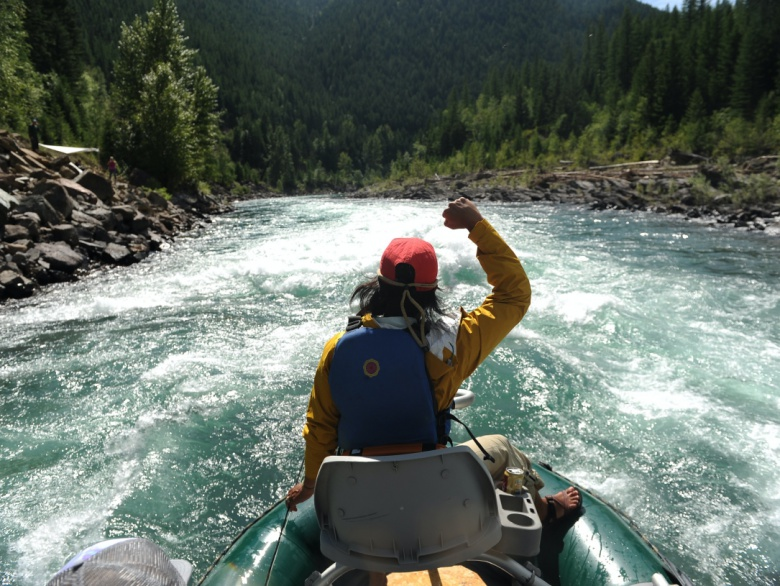 Best Places In India For White Water River Rafting