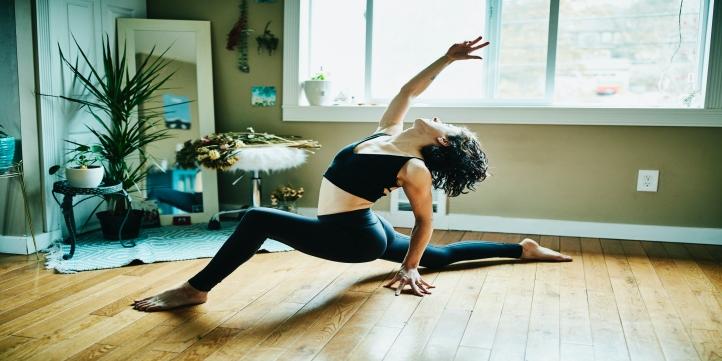 Hatha Yoga – Live More Zone