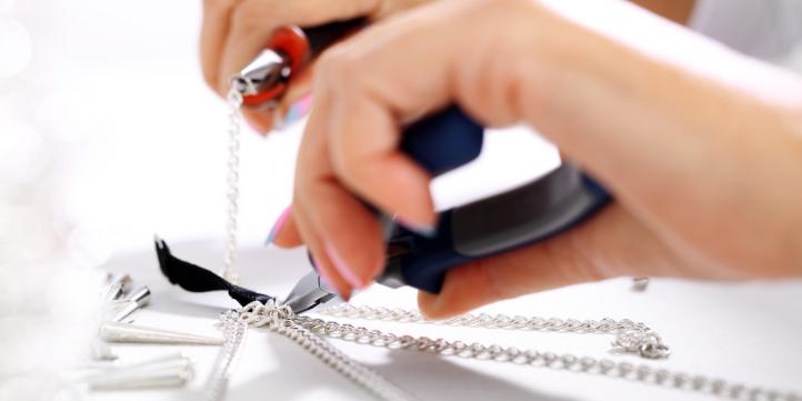 Woven Chain Bracelet  – Live More Zone