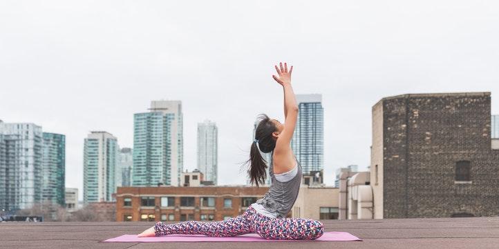Yoga - Live More Zone